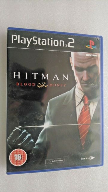 Hitman: Blood Money (Sony PlayStation 2, 2006)